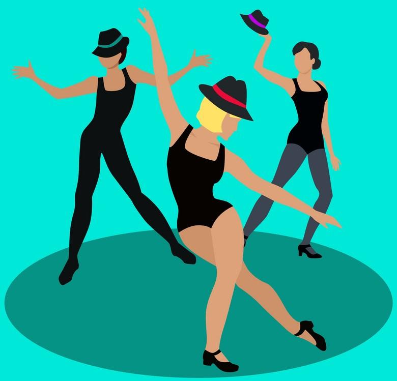 jazz-dance-concept-flat-design-vector-6549396